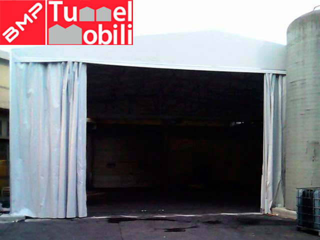 tunnel mobile pvc grosseto