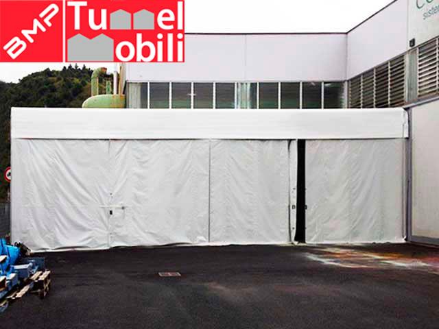 tunnel mobili bifalda sospesa in toscana