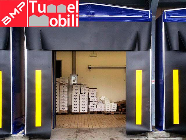 accessori per chiusure capannoni mobili in toscana