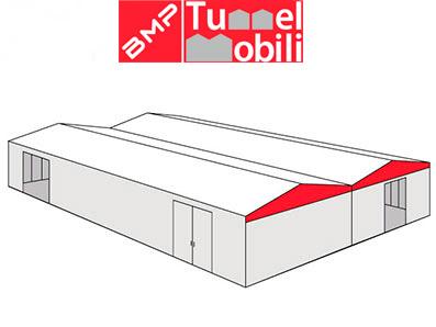 Disegno capannone modello speciale